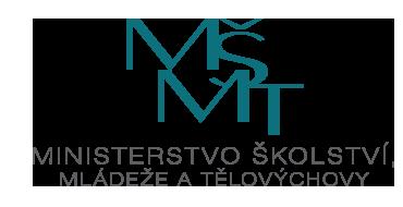 Ministerstvo školství, mládeže a tělovýchovy logo